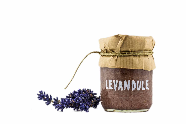 levandulová sladká nugeta herbiana lehká snídaně bez konzervantů a chemie do kaší do buchet na pečivo